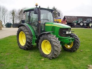 5620.6 746201 Tractor John Deere 5620 71Cp 2007 750h
