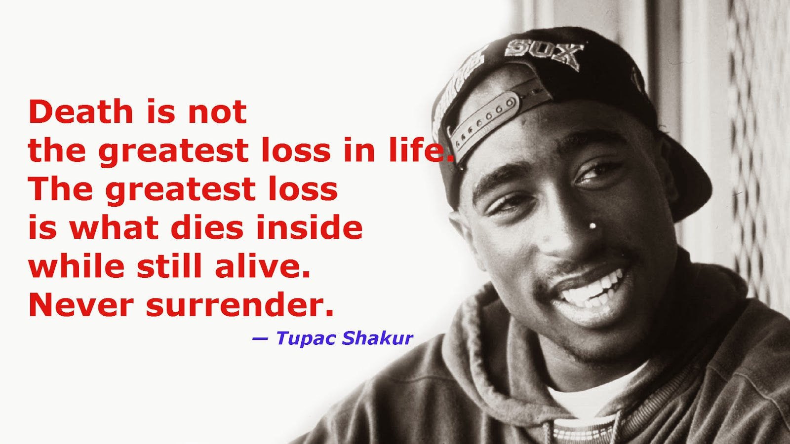 Move On Tupac Quote About Life