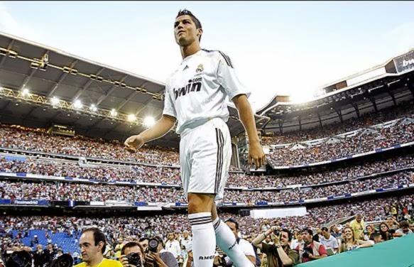 Cristiano Ronaldo Story and Many Records
