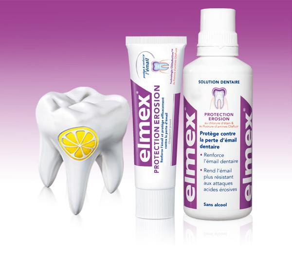 Echantillon gratuit Elmex® Protection Erosion