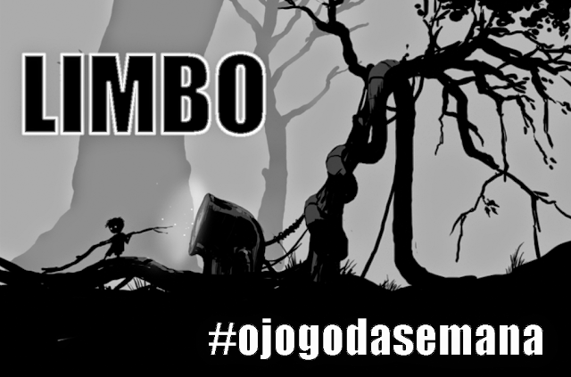 Sorteio do game Limbo