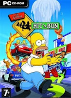 Download PC game The Simpsons Hit Run