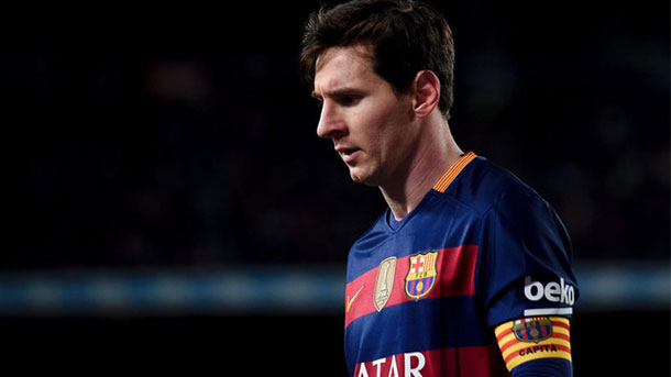 Leo Messi demuestra que continúa siendo imparable