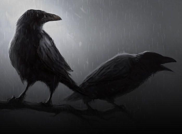 Leyendas de Cuervos