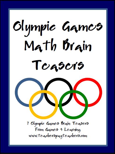 Fun Games 4 Learning: July 2012