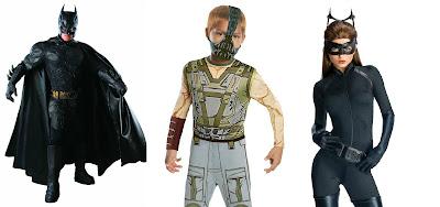 Batman costume,Bane costume,Catwoman costume, The Dark Knight Rises, Capes on Film