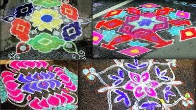 Kolams of Bangalore