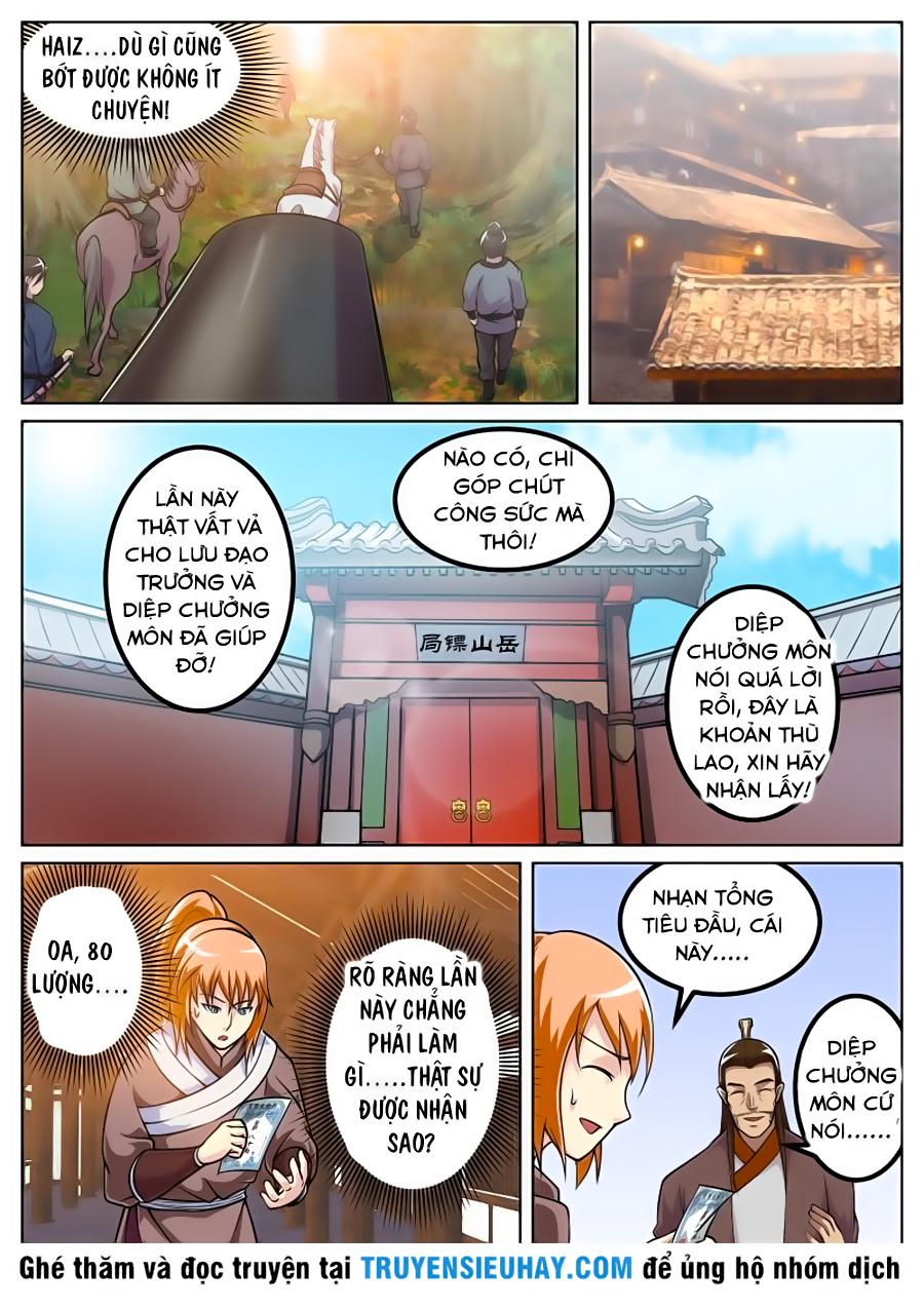Sử Thượng Đệ Nhất Chưởng Môn - Chap 32