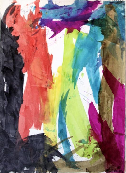 Invasión de colores 21-10-91