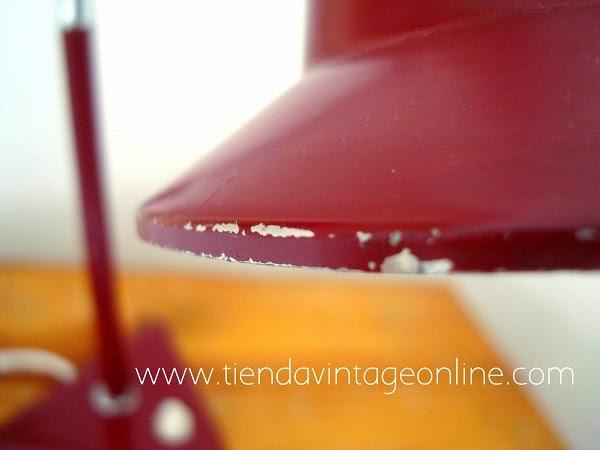 Flexos de mesa vintage