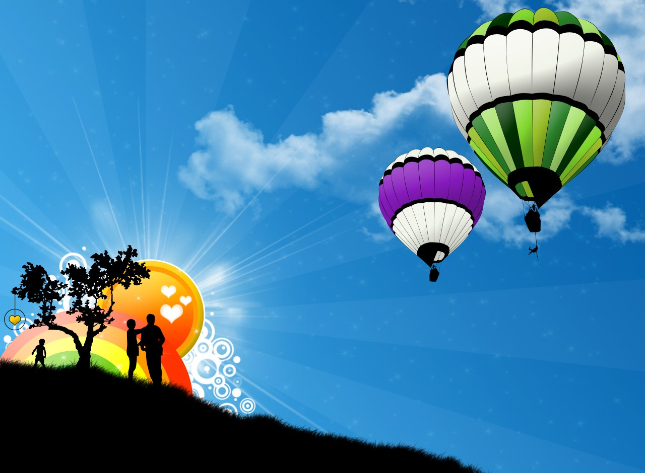 balloons wallpapers - photo #36