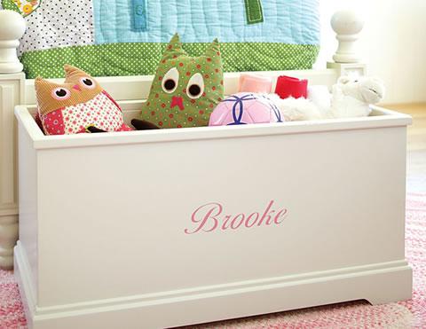 Decoraci n f cil habitacion infantil ordenar juguetes - Estantes para juguetes ...