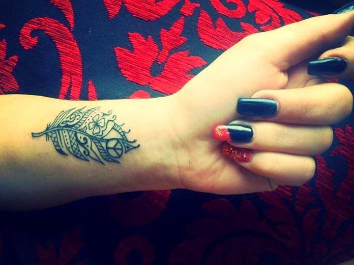 Tattoos Design On Arm #2