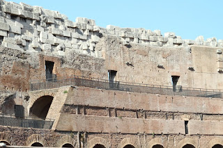 Hohenfels Volks: Colosseum in Rome, Before