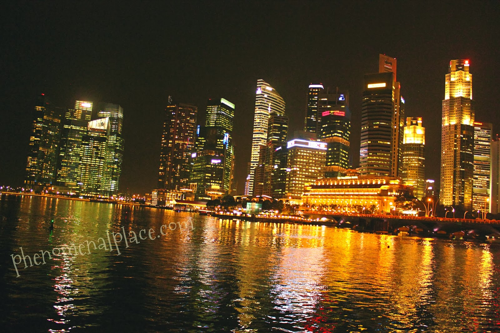 Marina Bay and Downtown - Singapore ~ Places on the planet you must see