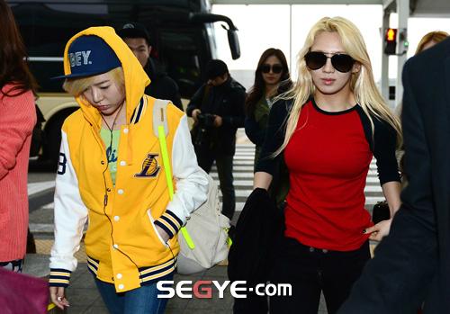 SNSD Di Bandara Incheon 09