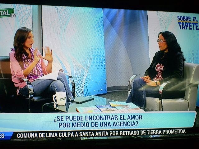"EN CAPITAL TV. PROGRAMA ""SORE EL TAPETE 2 MARTES 16 SET. 2014"