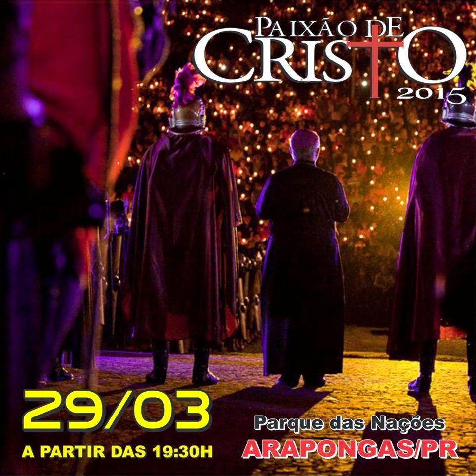 Paixão de Cristo 2015