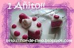 en...Flor de Fimo
