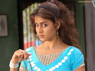 Genelia Look Hot in anger