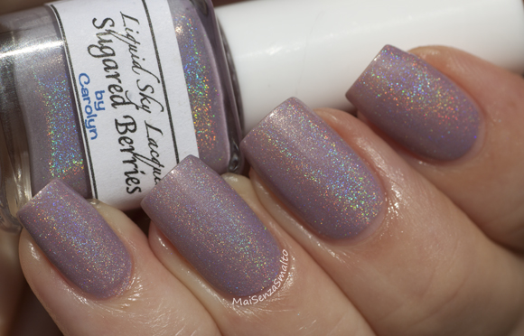 Liquid Sky Lacquer Sugared Berries