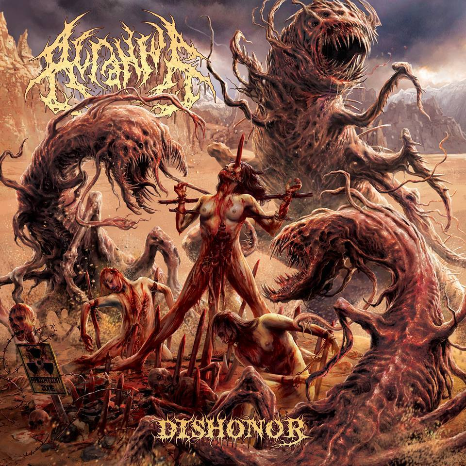 Acranius - Dishonor (2014)