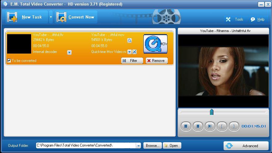 Total Video Converter 371 Serial Key Crack Download