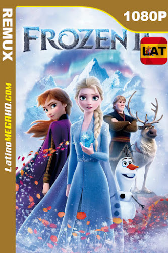 Frozen 2 (2019) Latino HD BDREMUX 1080P ()