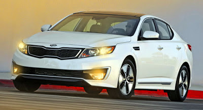Kia Optima Hibrido - coches y motos 10
