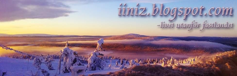 iiniz.blogspot.com - livet utanför fastlandet