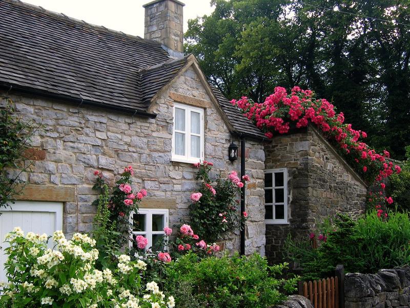 Tuindesign engelse tuinen ze blijven prachtig for Wallpaper home england