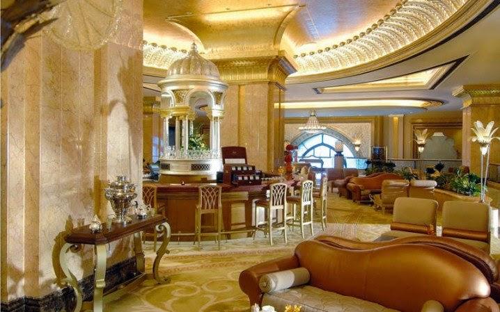 فندق 7 نجوم قصر الإمارات، أبوظبي