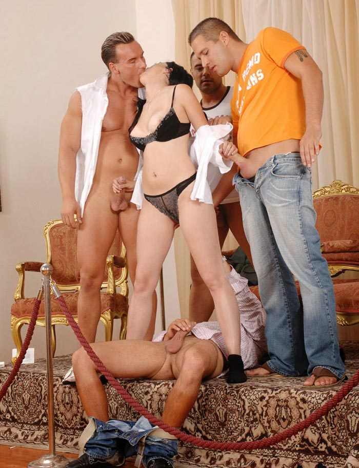 group sex of sunny leon