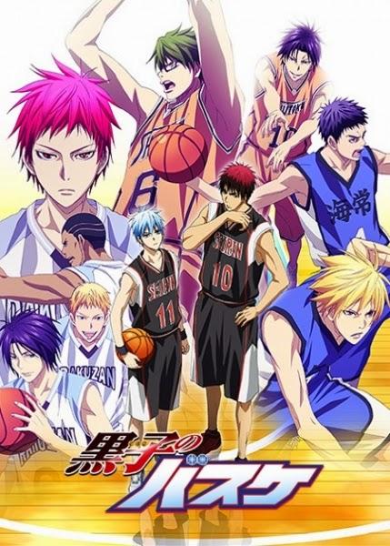 Kos Internet - Kuroko no Basket 3rd Season Sub English SD 480p