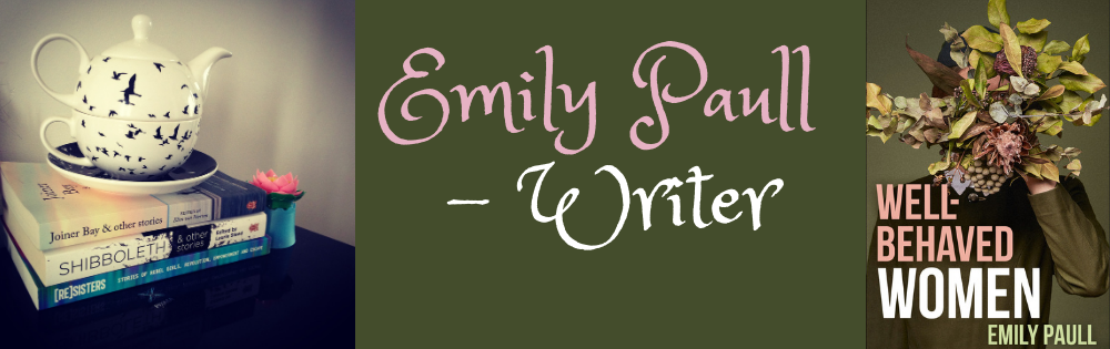 Emily Paull- Writer  |   Fiction Reviews & Creative Writing