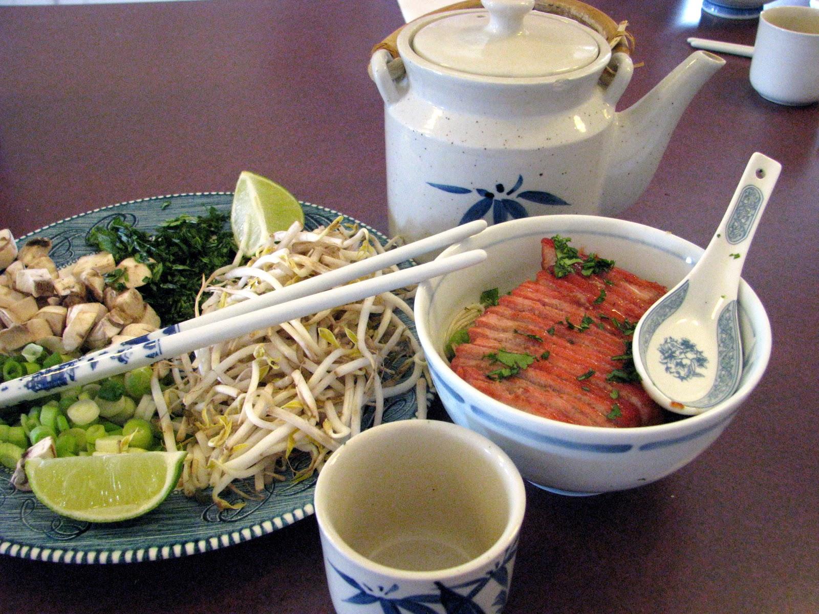 Mia Cucina: Perfumed Soba Noodle Soup