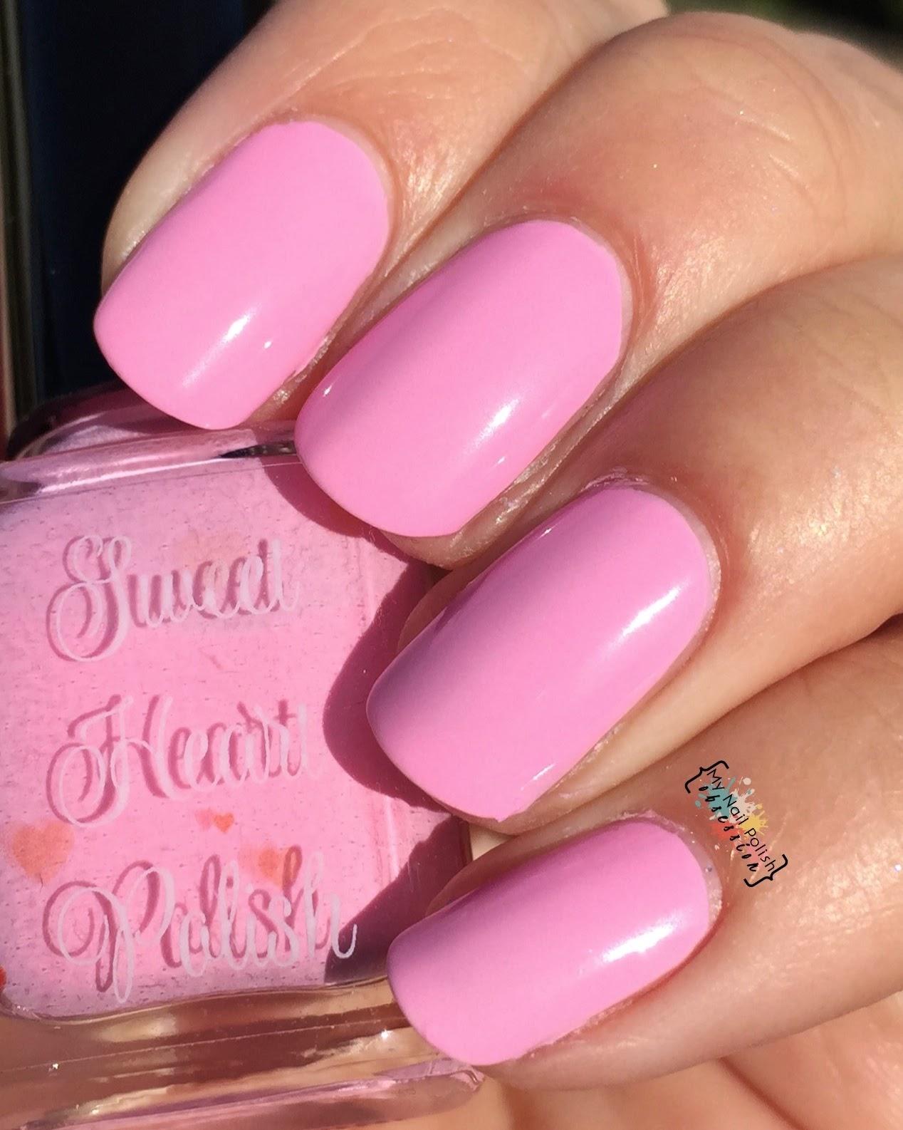 Sweet Heart Polish Te amo