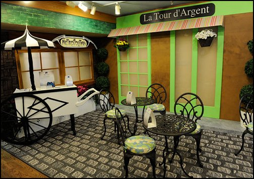 French cafe theme decorating ideas french country kitchens french