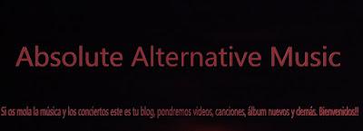 Absolute Alternative Music