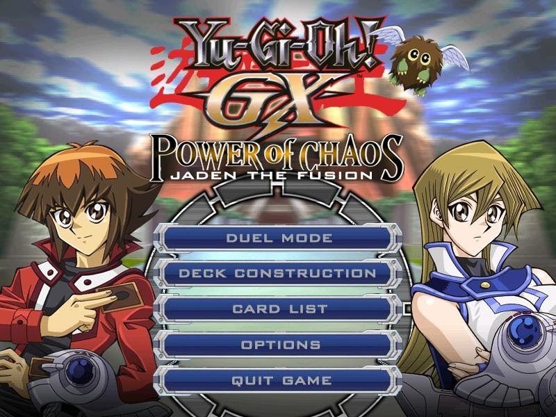 NT: Download Game Yu-Gi-Oh! GX Power of Chaos - Jaden The Fusion Buat ...