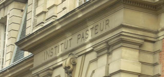 Fachada del Instituto Pasteur