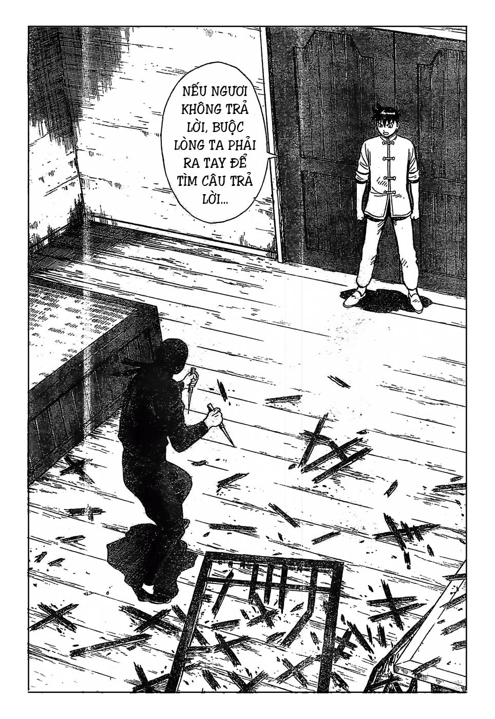 Hoàng Phi Hồng Phần 4 chap 82 Trang 14