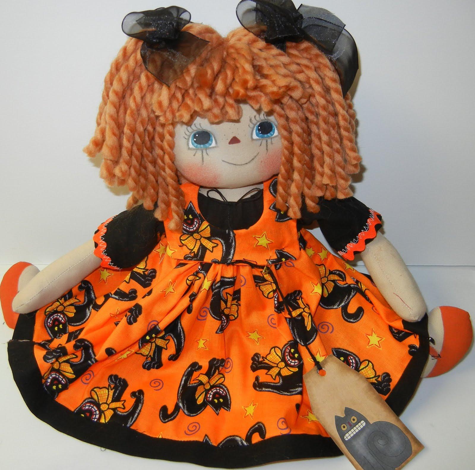 Halloween Doll 2015