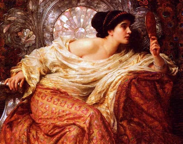 frank dicksee,victorian art,art history