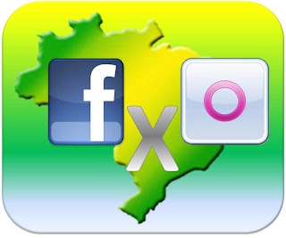 Facebook x Orkut no Brasil afirma revista