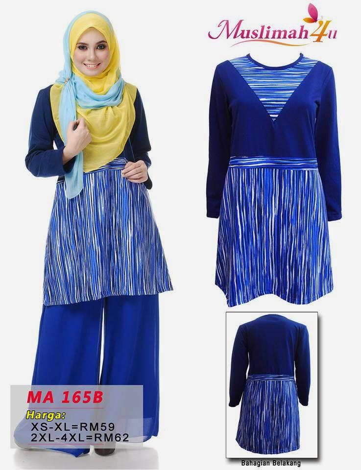 T-shirt-Muslimah4u-MA165B