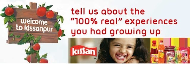 IndiBlogger Contest by Kissan