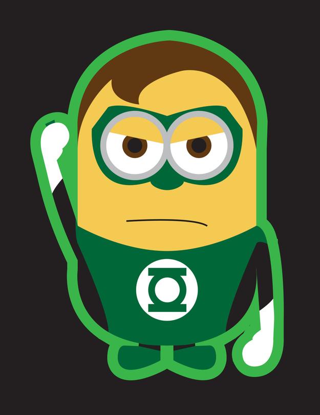 Deable Me  Minions As Superheroes  10 Pics