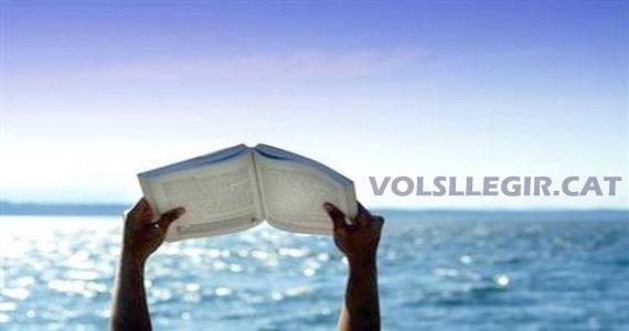 Aquest estiu..., sempre hi ha temps per llegir!