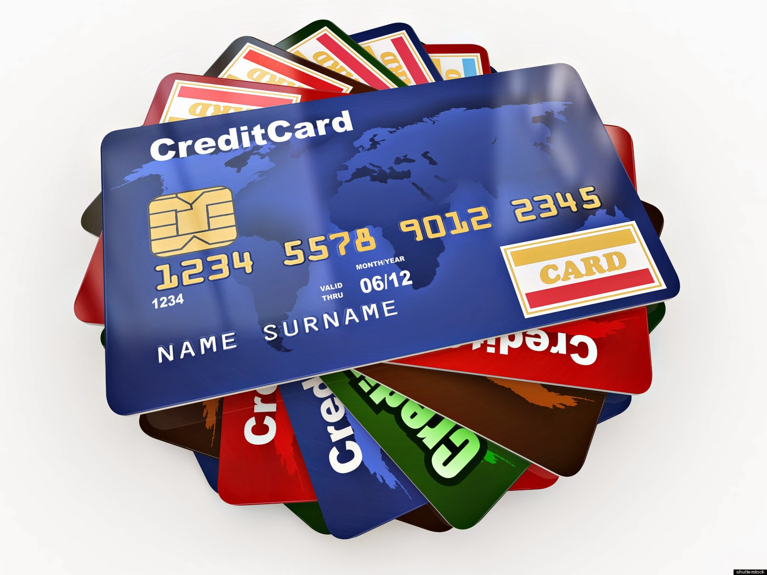 do i include investments in credit card application
